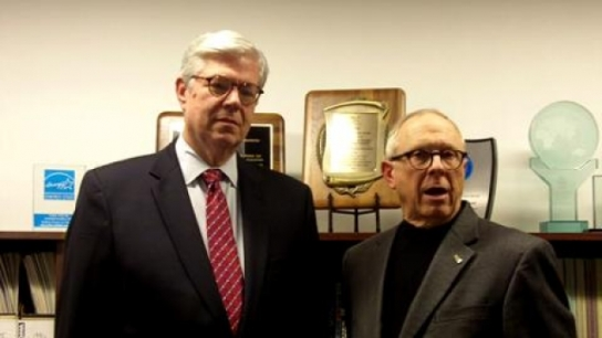 BOMA Vlog: BOMA Represents the Industry at ICC Hearings (September 25, 2014)