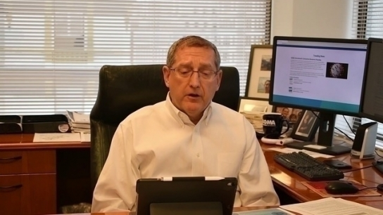 BOMA Vlog: Navigating Commercial Real Estate's Coronavirus Concerns (March 12, 2020)